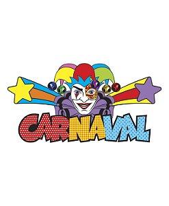 Painel Decorativo Carnaval Piffer