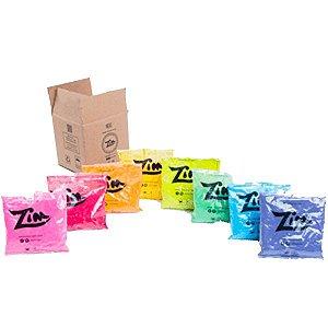 Pó Colorido Zim Cores Diversas 100g