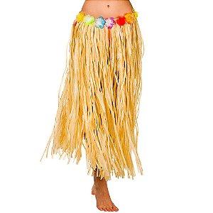 Saia Havaiana Longa Luxo | Diversas Cores