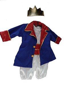 Fantasia Príncipe Lord Baby
