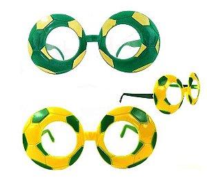 Óculos Bola Brasil | Copa do Mundo