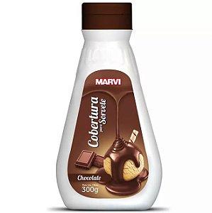 Cobertura Para Sorvete Sabor Chocolate | 300g