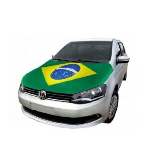 Bandeira do Brasil Para Capô de Carro