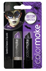 Batom C/2 Halloween | Color Make