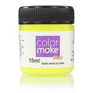 Tinta Líquida Flúor 15ml | C/12 | Color Make