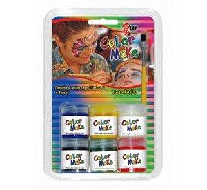 Tinta Líquida 15ml C/6 + Pincel | Color Make
