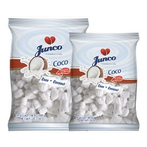 Bala de Coco 700g | Junco
