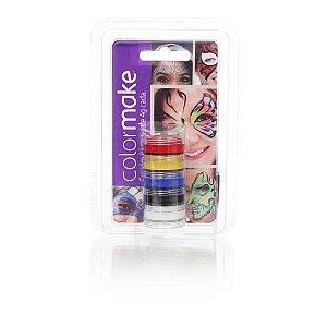 Tinta Cremosa C/5 | Cores Sortidas | Color Make