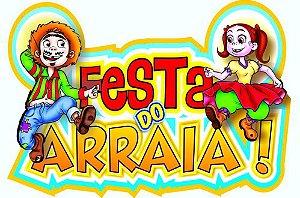 Painel Festa do Arraiá | Festa Junina