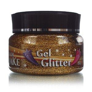 Gel P/ Cabelo 150g Glitter | Color Make
