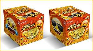 Moedas de Chocolate 370g | Emoji
