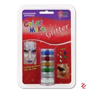 Glitter Cremoso C/6 | Color Make
