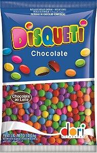 Disqueti Chocolate ao Leite 1,010Kg
