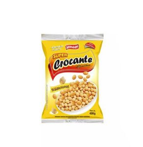 Amendoim Super Crocante Tradicional 400g | Amendupã