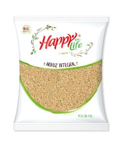 Arroz Integral Happy Life 1kg