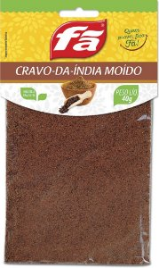 Cravo-Da-Índia Moído 40g