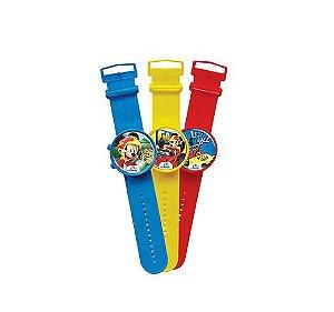 Relógio Mickey Unitário | Cores Variadas