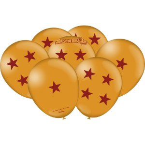 Balão N9 Dragon Ball C/25