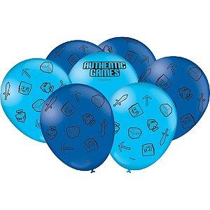 Balão N9 Authentic Games C/25