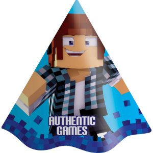 Chapéu de Aniversário Authentic Games C/8