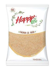 Farinha de Aveia 500g Happy Life