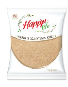 Farinha De Soja Integral Kinako 500g Happy Life