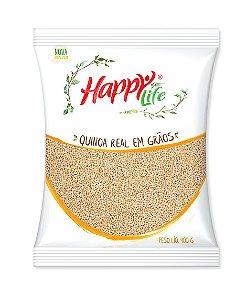 Quinoa Real Em Grãos 400g Happy Life