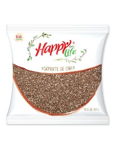 Semente de Chia 100g Happy Life