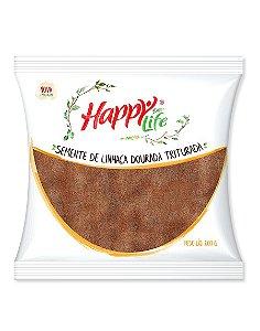 Semente de Linhaça Dourada Triturada 200g Happy Life