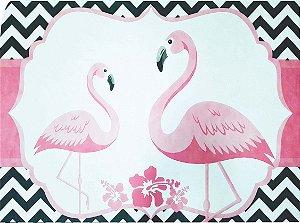 Painel Grande de TNT | Flamingo