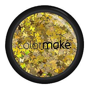 Glitter Shine Formato De Borboleta 2g