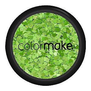 Glitter Shine Formato De Coração 2g