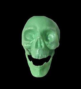 Crânio C/ Mandíbula Neon | Halloween