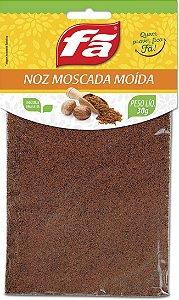Noz Moscada Moída 20g | Junco