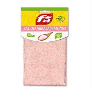 Sal do Himalaia Moído 60g | Junco