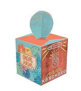 Caixa Para Lembrancinhas Surf C/8 | Junco