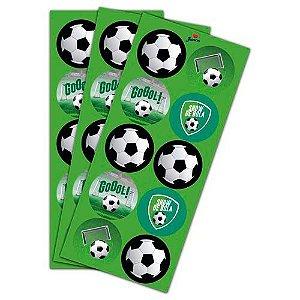 Adesivo Futebol C/30 | Junco