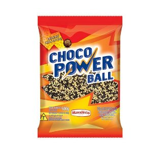 Cereal Choco Power Ball Micro Ao Leite e Branco | 500g
