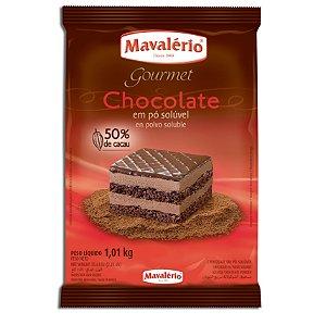 Chocolate Em Pó Solúvel 50% de Cacau | 1kg