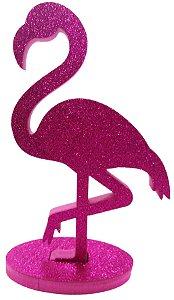 Decoração de Mesa Flamingo | E.V.A.