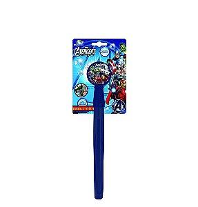 Lança Bolhas de Sabão Bubble Stick Avengers 130ml