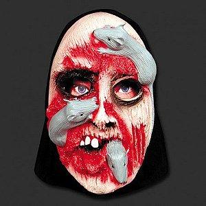 Máscara Rato Horripilante | Com Capuz