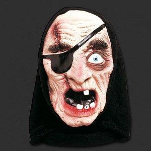 Máscara Pirata Assustador | Com Capuz