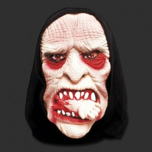 Máscara Bruxa Canibal | Com Capuz