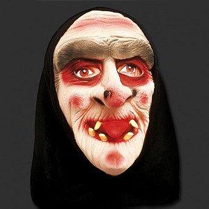 Máscara Bruxa | Com Capuz