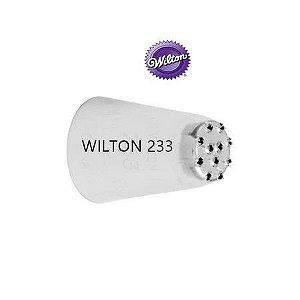 Bico de Confeitar Wilton Chuveirinho 233