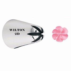 Bico de Confeitar Wilton Flor Grande 2D