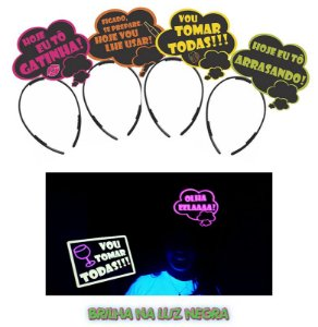 Tiara Balada Neon C/10