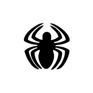Aplique Aranha Halloween C/6 | E.V.A.