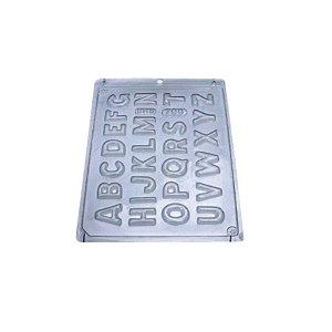 Forma de Acetato Simples BWB Alfabeto Pequeno